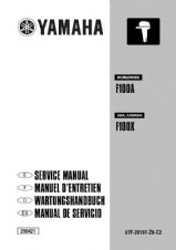 Yamaha 67F-28197-Z8-C2 Service Manual
